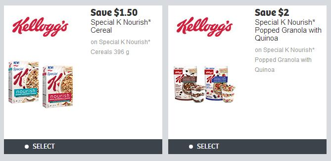 image regarding Printable Cereal Coupons named Contemporary Unique K Nourish Cereal Discount coupons Offered *Printable