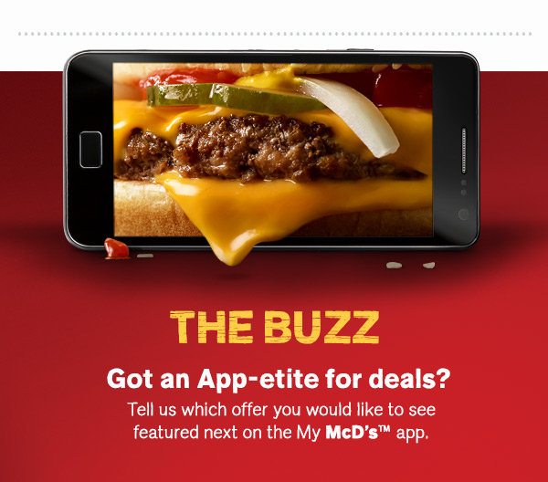 fast food coupon app canada