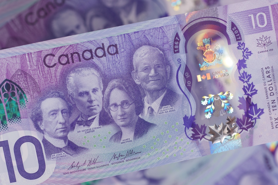 The New Canadian $10 Bill | Canadian Freebies, Coupons ...