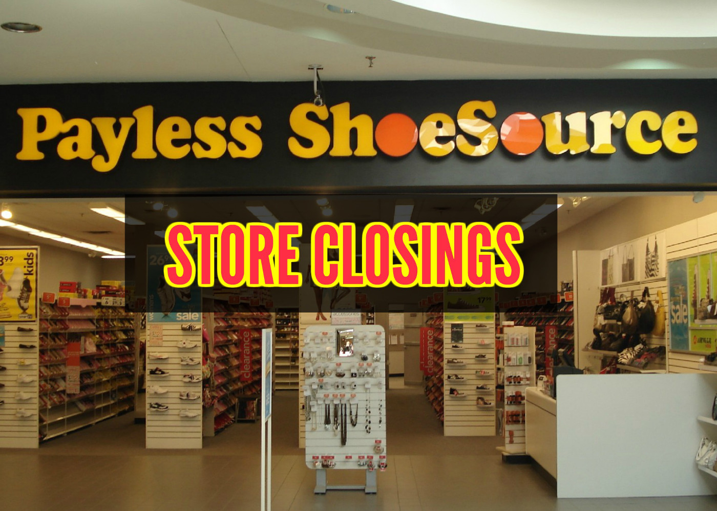 Payless Shoes Bankruptcy