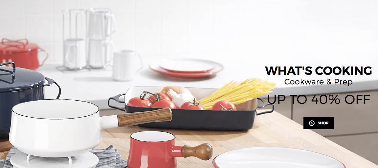 Sears Canada Sale Save Up To 40 Off Cookware Amp Prep