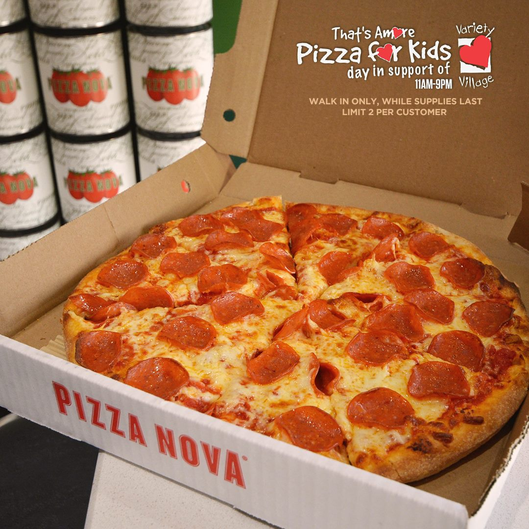pizza nova canada that s amore pizza for kids day is. Black Bedroom Furniture Sets. Home Design Ideas