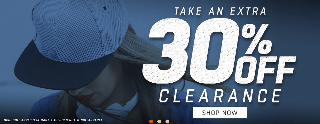 fcaa4a6be22eeb Lids Canada is offering an awesome Clearance Sale to start your Monday off  on the right foot. Gear up to cheer on your home teams