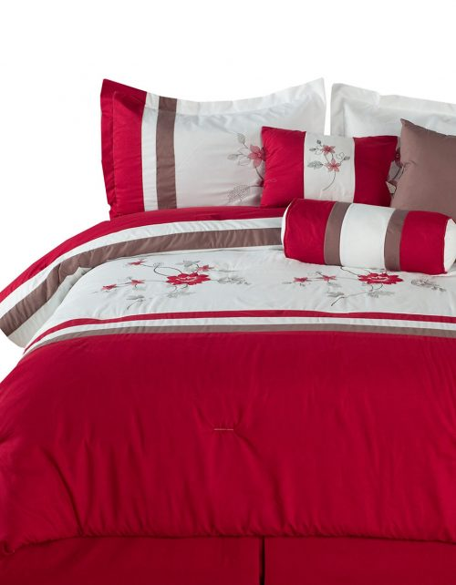 Simple The best discount of the day is by far going to be this Bellisimo piece forter set which can be found in the sheets and bedding sale