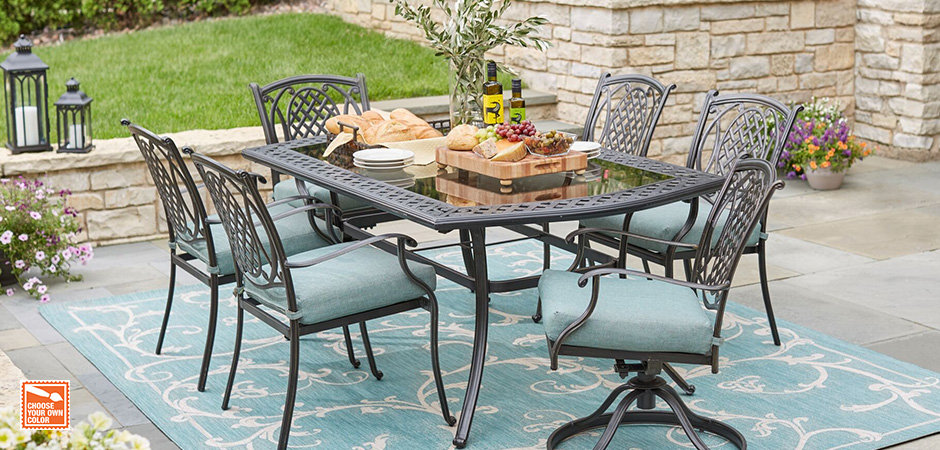 The Home Depot Canada Online Deal Free Shipping On Patio Sets Canadian Freebies Coupons