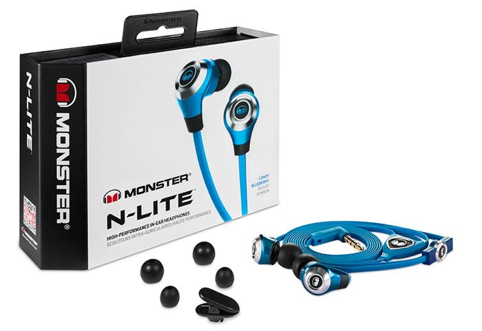 Monster N-Lite Headphones On Sale at No Frills Canada 20 dollars