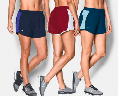Under Armour Outlet Canada Deals: 25% Off Select UA Running Shorts