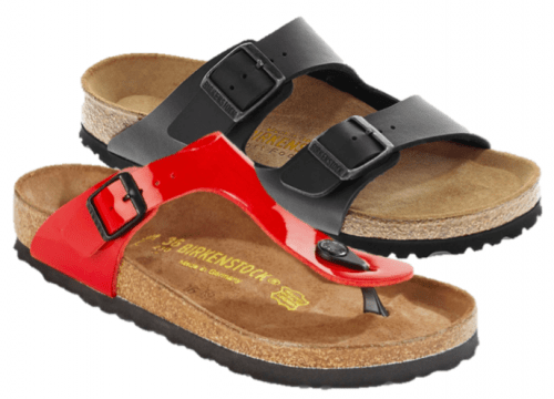 Hudson's Bay Canada Sale: 30% Off Men's Sandals and $10 Off Birkenstock Sandals + Extra 15% Off With Hudson's Bay Credit Card