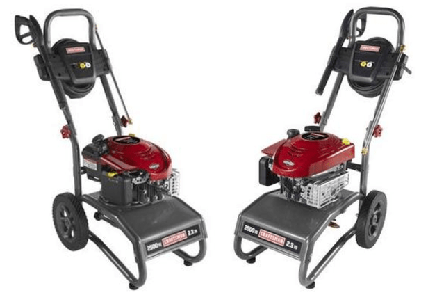 Sears Craftsman Pressure Washers : Sears canada sale save on craftsman psi gas