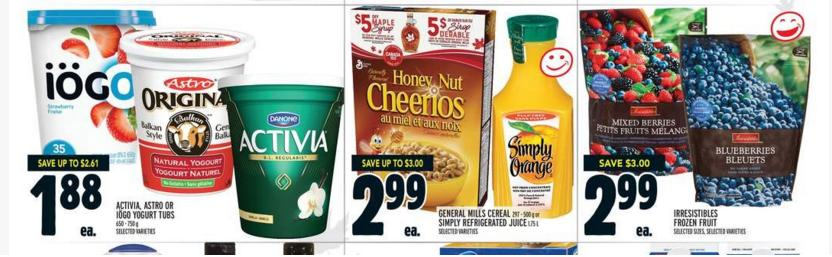 picture about Coolsavings Printable Coupons titled Activia coupon codes canada - Great promotions accommodations boston