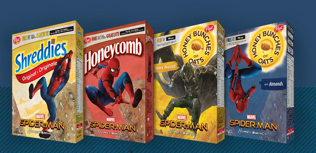Post Cereals Canada: Get A Free Digital Comic With PIN From Specially Marked Packaging