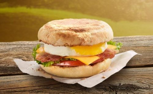 McDonald's Canada Launches NEW Egg BLT McMuffin and Mud ...