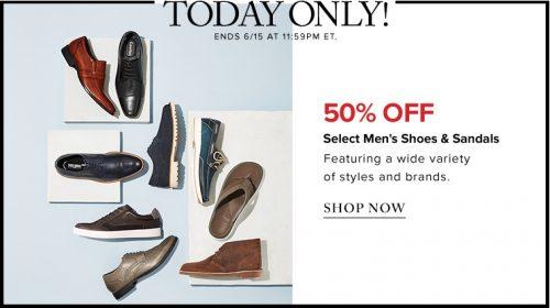 Hudson's Bay Canada Flash Sale: 50% Off