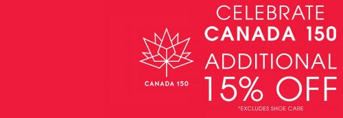 d18c9fd8 ECCO Canada wants to do their bit to help celebrate Canada's 150th birthday  and so they are offering a promo that will provide you with an additional  15% ...