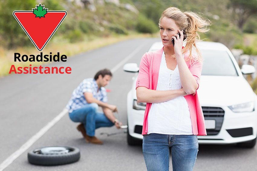 Canadian Tire Roadside Assistance Save 50% July 2017