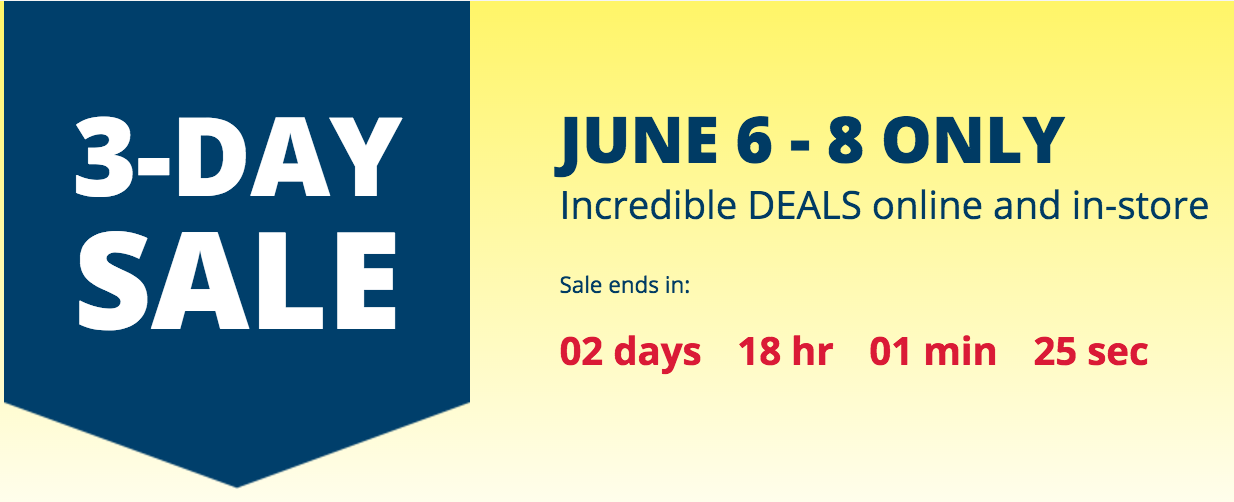 best buy canada 3 day sale incredible deals and savings