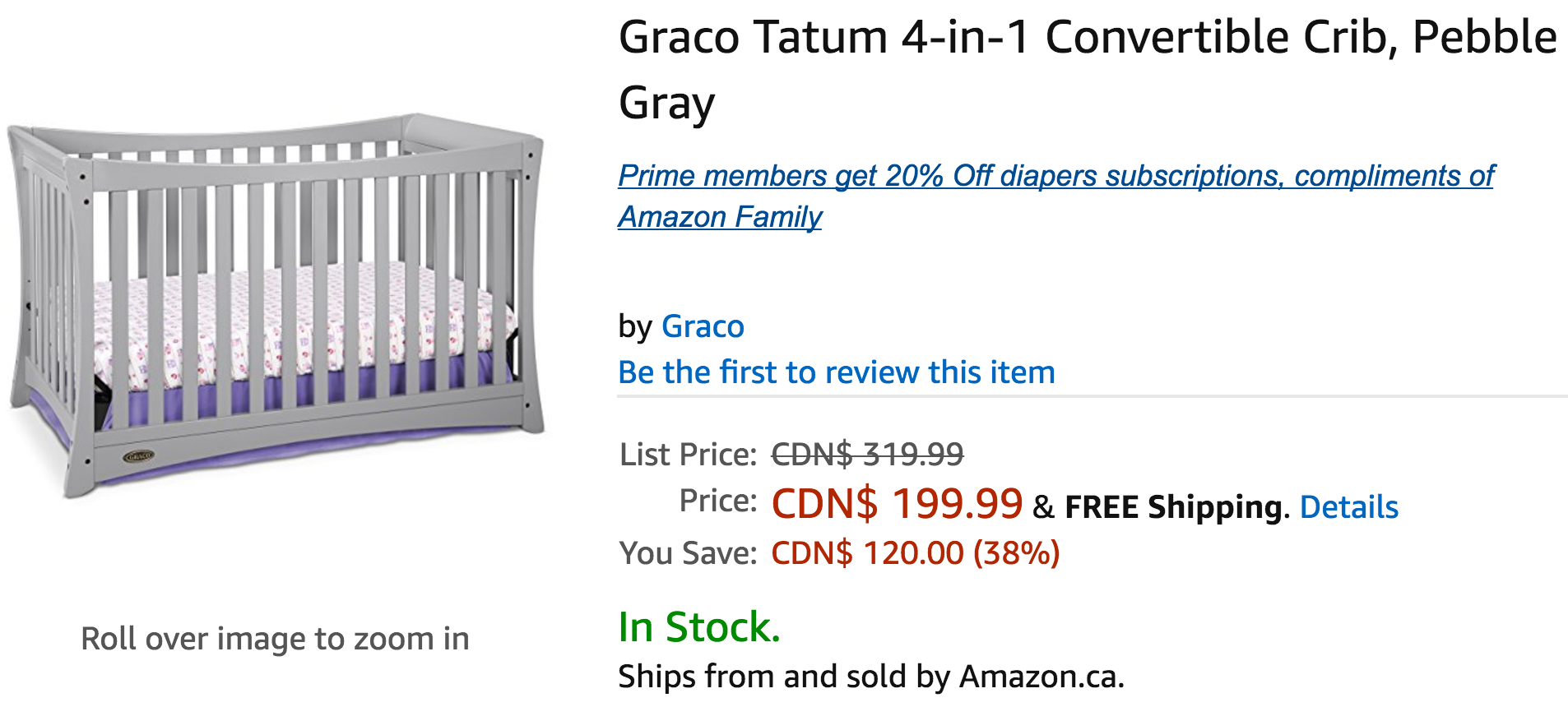 Graco baby is a baby product company based in America that is operated and owned by Newell Brands. The company was founded in by Russell Gray and Robert Cone hence the name Graco.