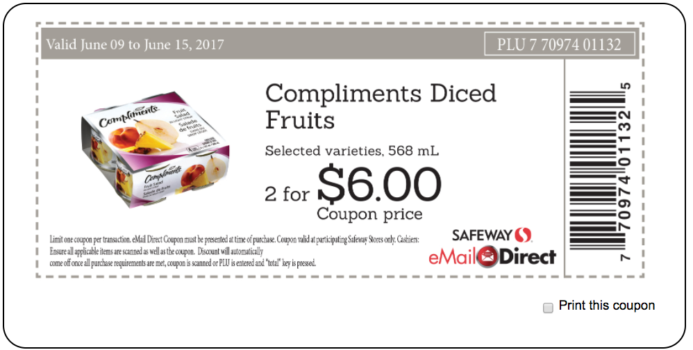 Sobeys Coupons