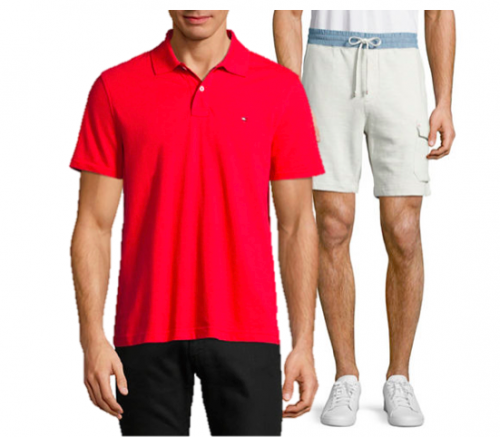 b85742fe Tommy Hilfiger polos are currently on sale for the highly affordable price  of $19.99 – meaning you'll be saving a whopping $45, as they are normally  $64.99.