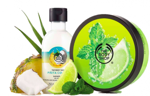The Body Shop Canada Deals: Up to 50% Off on Sale + 50% Off Pinita