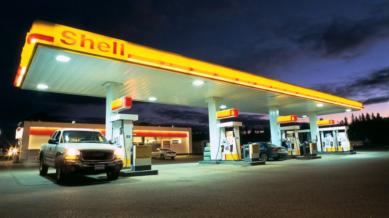 Shell Gas Station Air Miles Deals