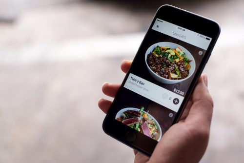 Uber Eats Canada: FREE Delivery on Uber Eats Orders Until