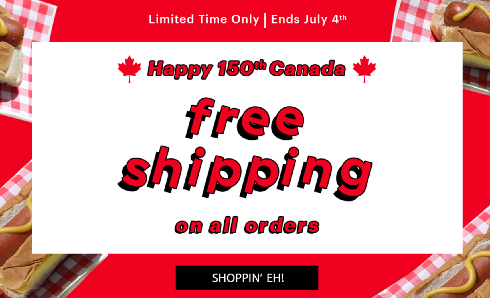 Next day flyers coupon code free shipping