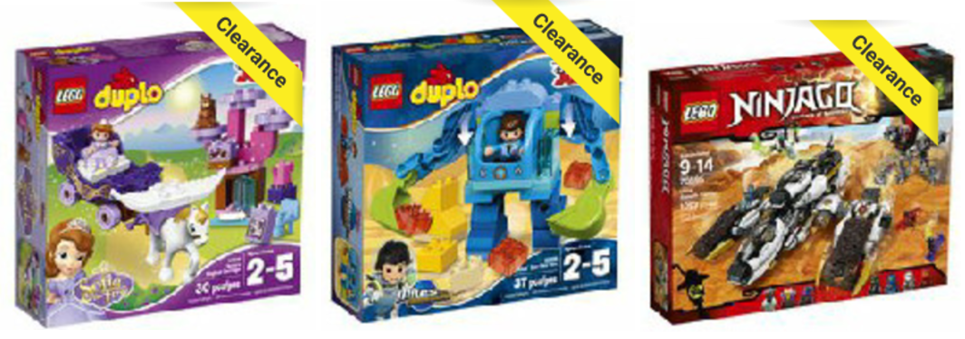 Walmart Canada LEGO Clearance Sale: Save Up to 52% on LEGO - Hot ...