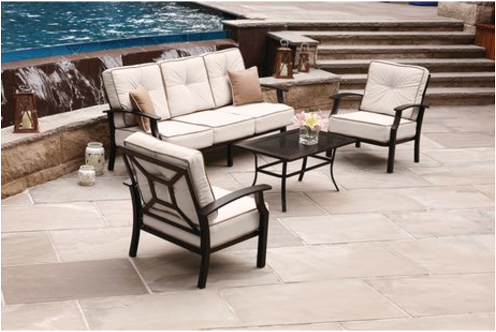 Walmart Canada Clearance Offers: Save 50% On Hometrends Newport Seating Sets