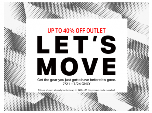 ae9cdf5c158536 Under Armour Canada is making back to school shopping a breeze this year as  right now when you shop the outlet section you can save up to 40% off