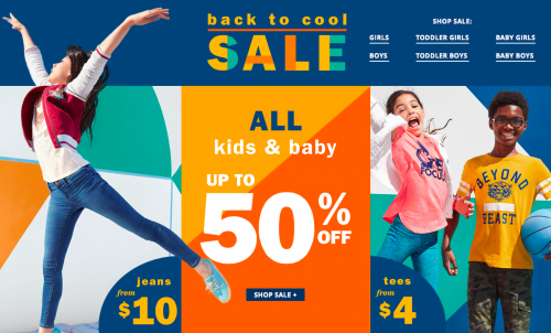 Old Navy Canada Offers Up To 50 Off Clearance Extra 25 Off