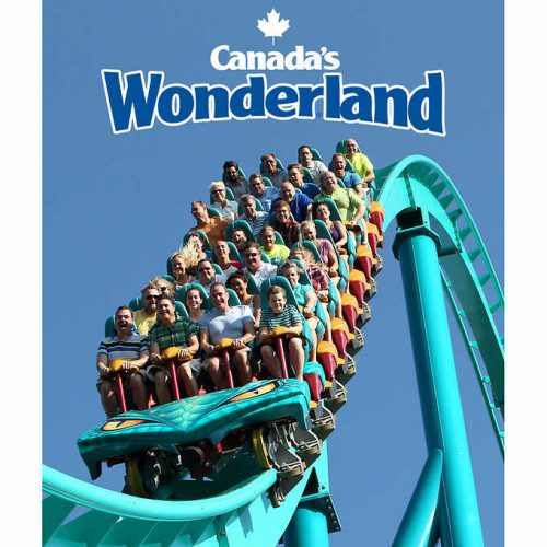 Find new Canada's Wonderland coupons at Canada's coupon hunting community, all valid Canada's Wonderland promo codes and discounts for Up to $74 off.