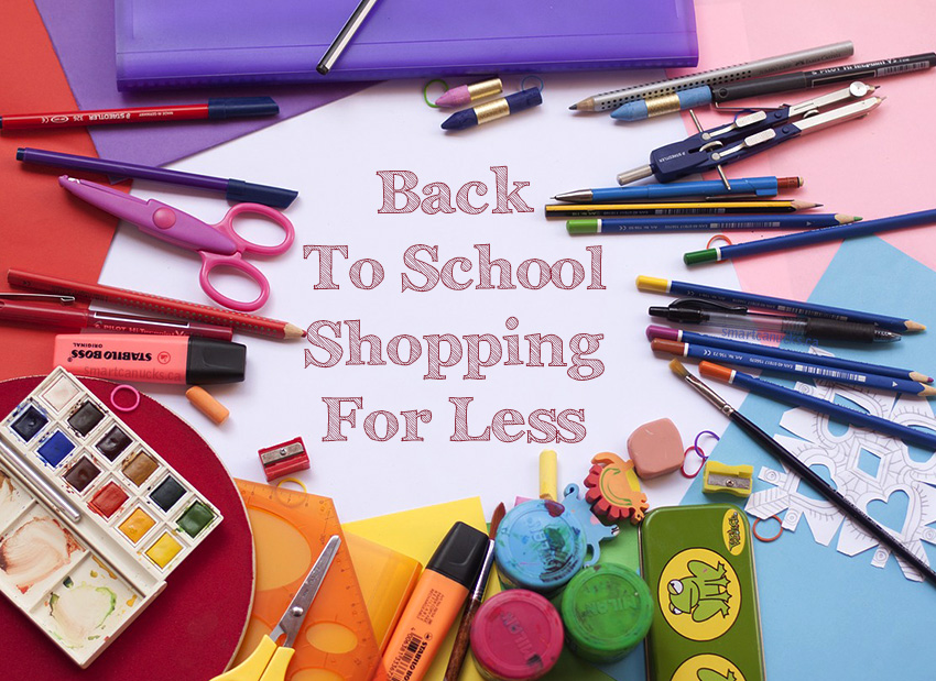 Back To School Shopping For Less Canada Save on Back To School Shopping Canada SC Official