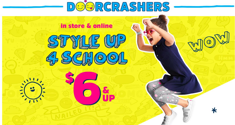 Door crasher deals