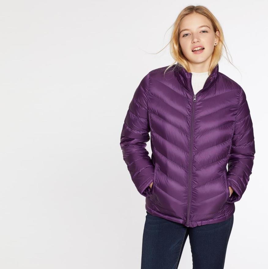 e2ea99671 Sears Canada Sale: Women's & Men's Ultra Light Down Jacket for Only ...