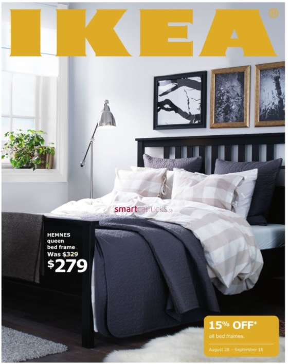 IKEA Canada Bedroom Promotions: Save 15% Off All Bed Frames - Hot ...