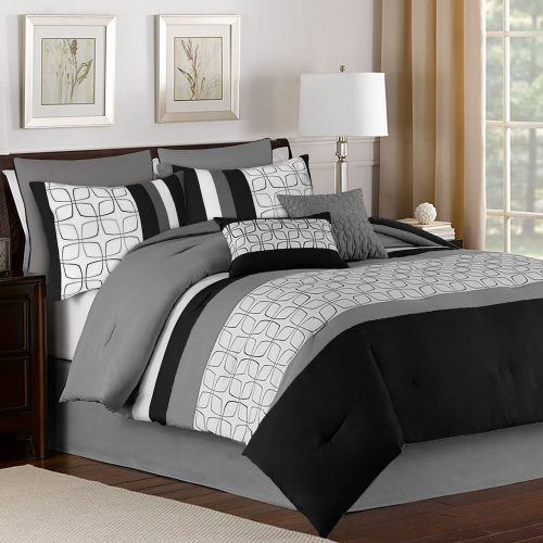 Nice Like this Clovis Piece Comforter Set by Riverbrook which was originally being sold for in a king size but is now