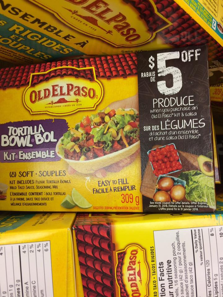 Like Old El Paso coupons? Try these...