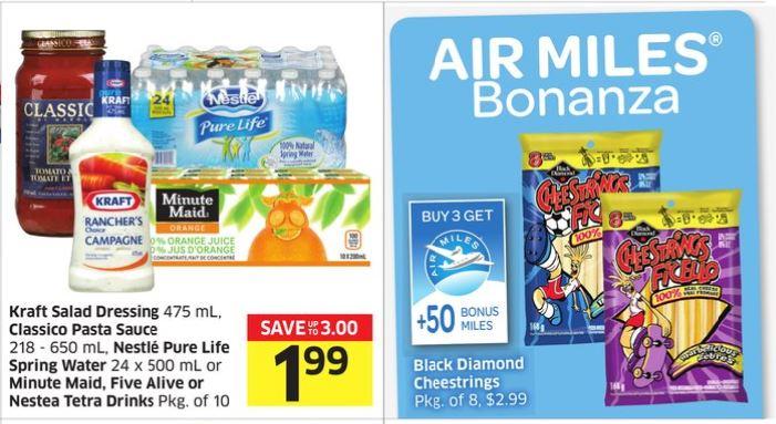 Foodland Air Miles Cheestrings