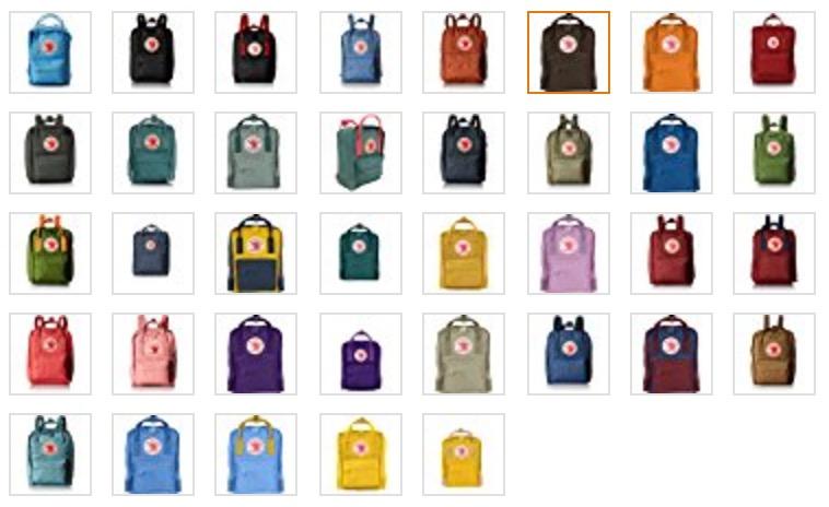 meet classic fit crazy price Amazon Canada Deals: Get Fjallraven Kanken Mini Daypack for ...