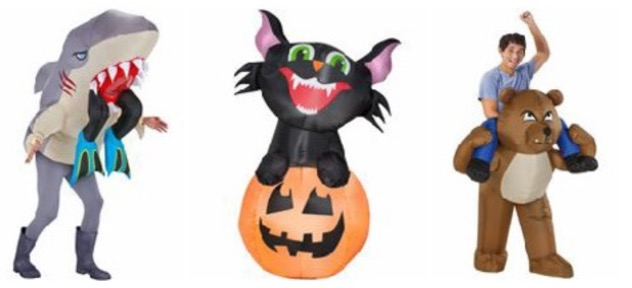 Walmart Canada Inflatable Halloween Decorations From 19 98