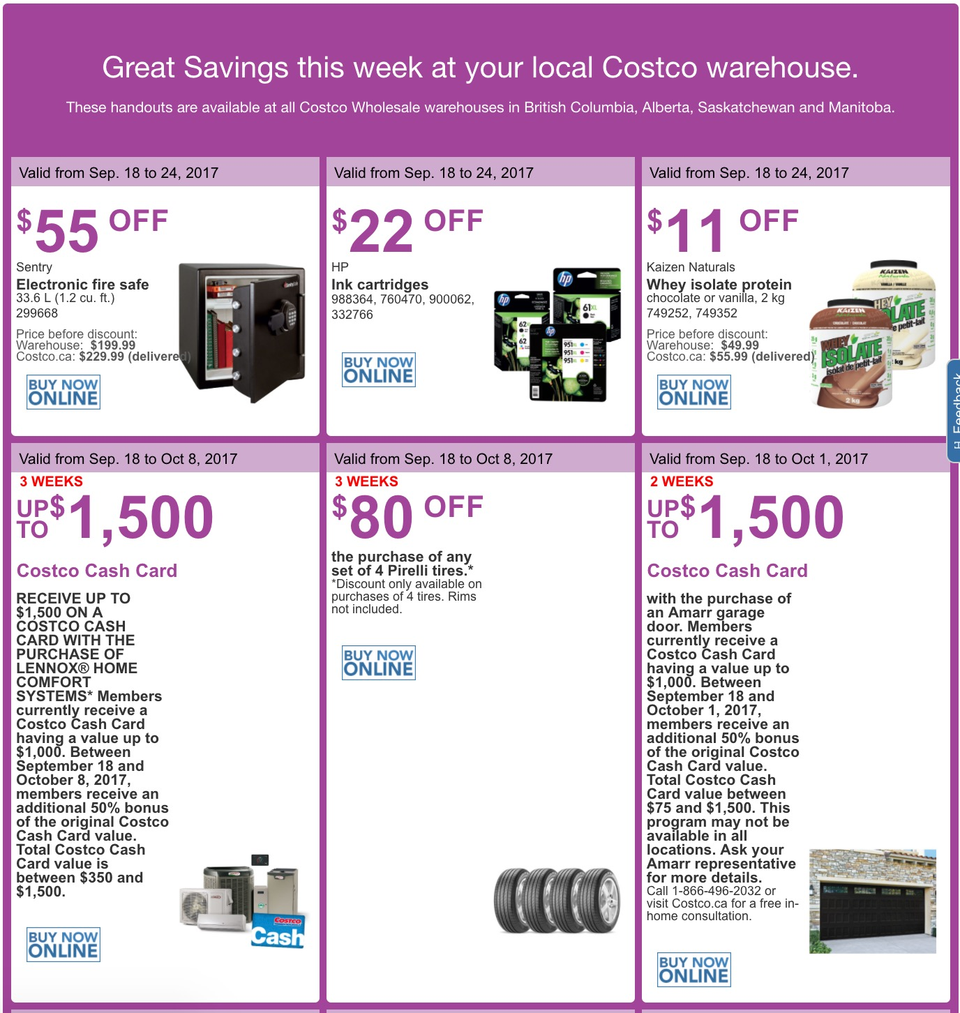 Costco coupons 2019