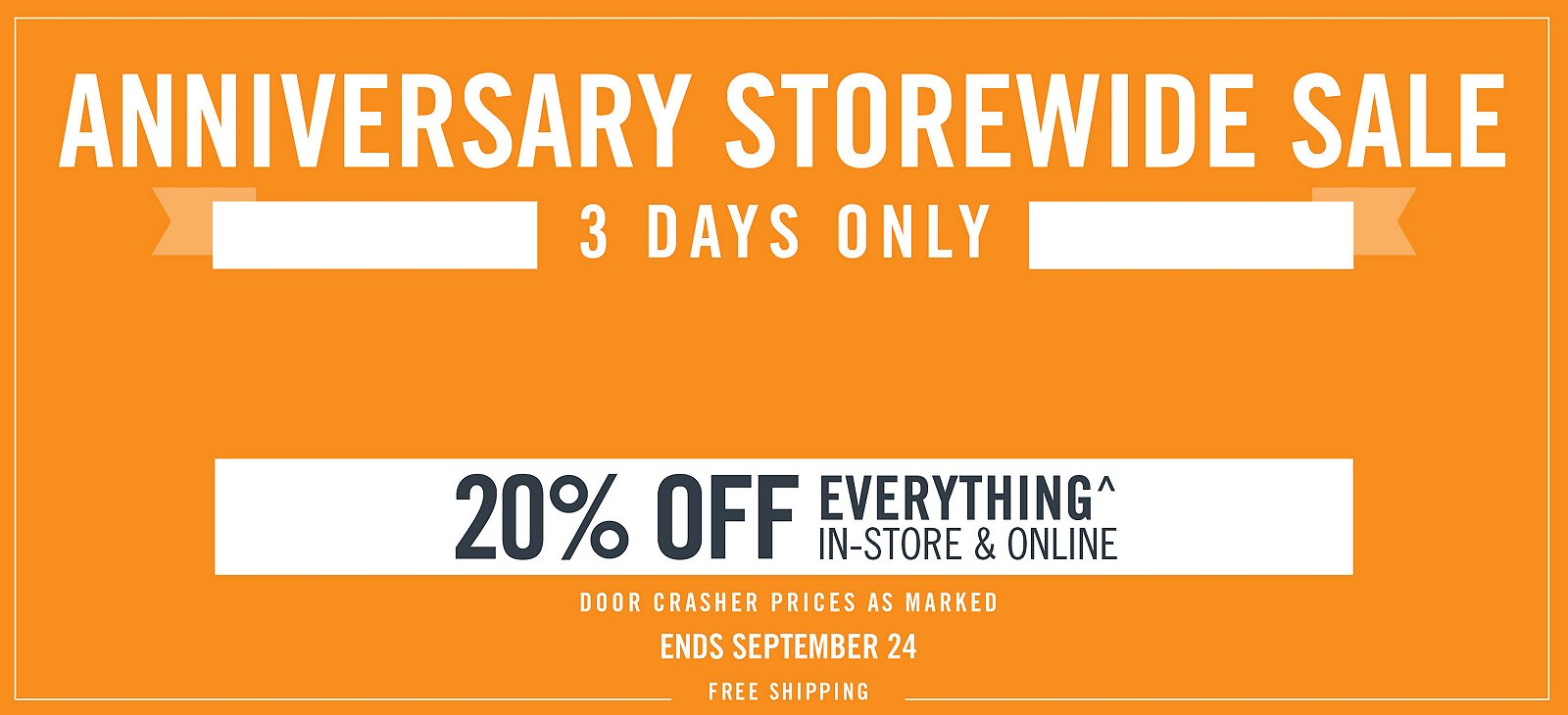 ccf8e6e5b0b Mark's Canada is having a storewide Anniversary Sale that offers 20% off  everything, as well as free shipping. This deal is valid for 3 days only,  ...