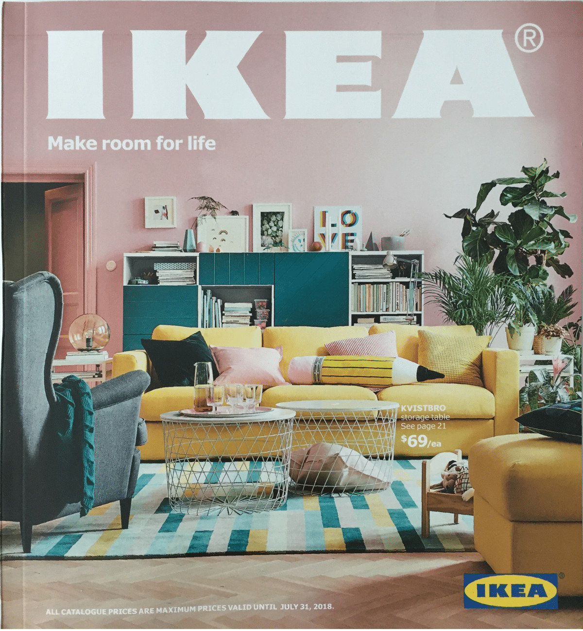ikea canada 2018 catalogue book flyer canadian freebies coupons deals bargains flyers. Black Bedroom Furniture Sets. Home Design Ideas
