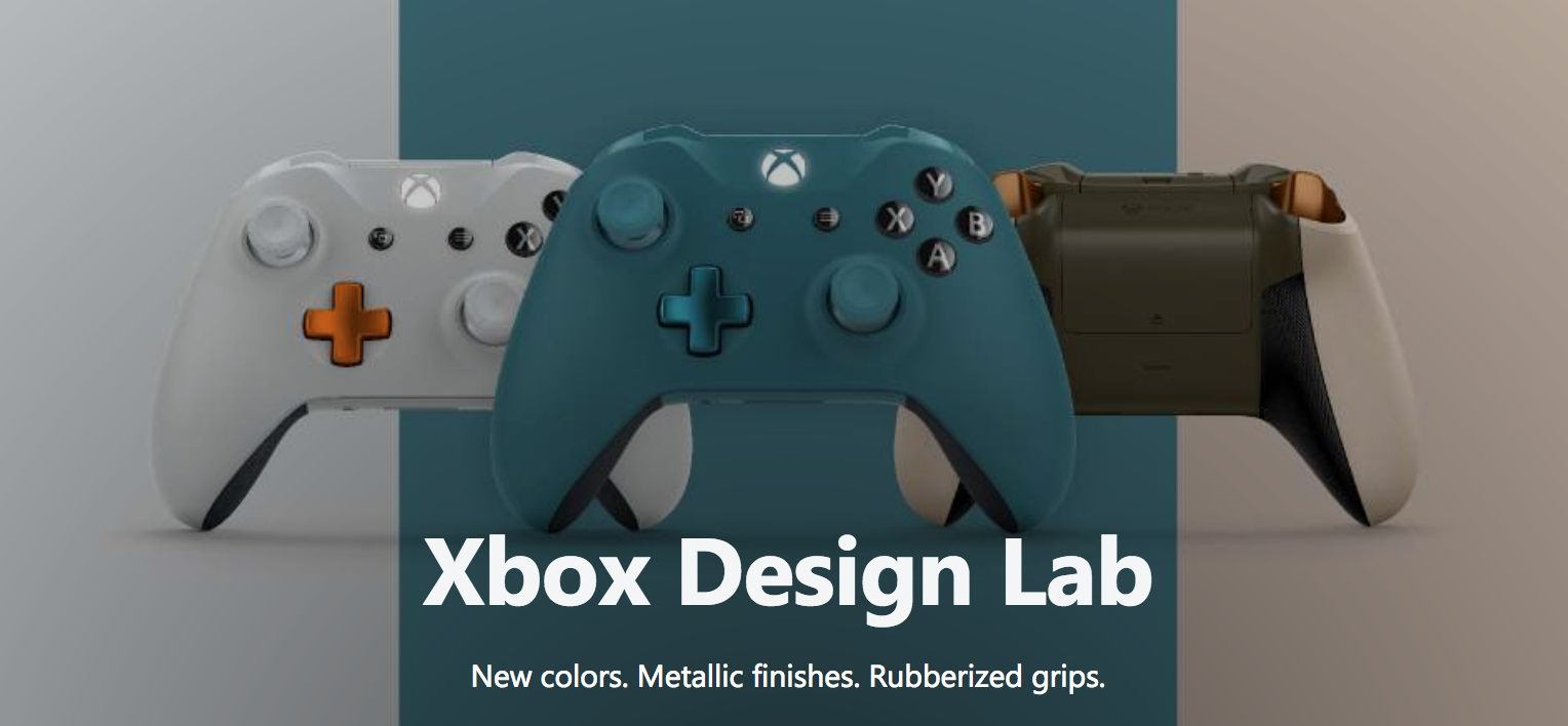 Microsoft Canada Deal: FREE Metallic Finishes with Xbox