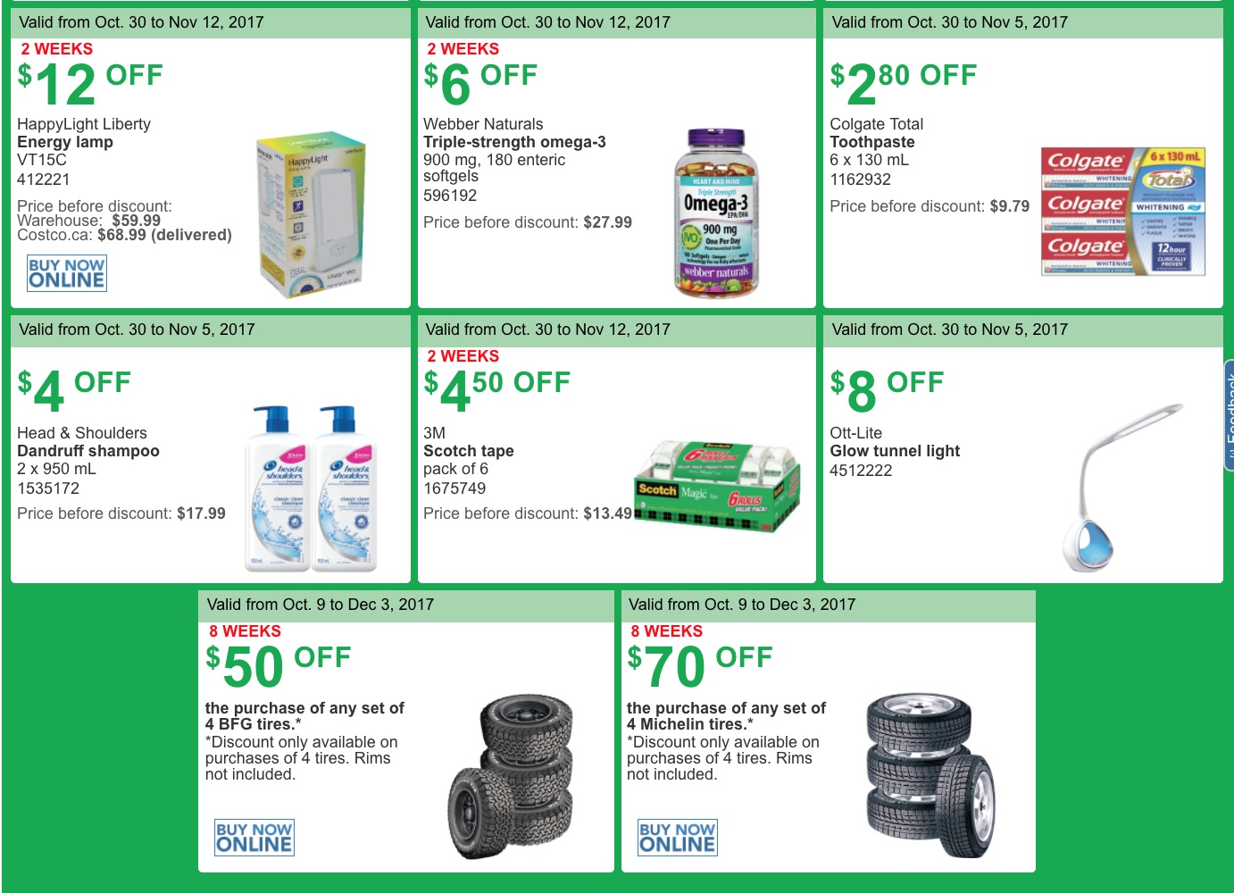 Canada's First Coupons & Deals Blog
