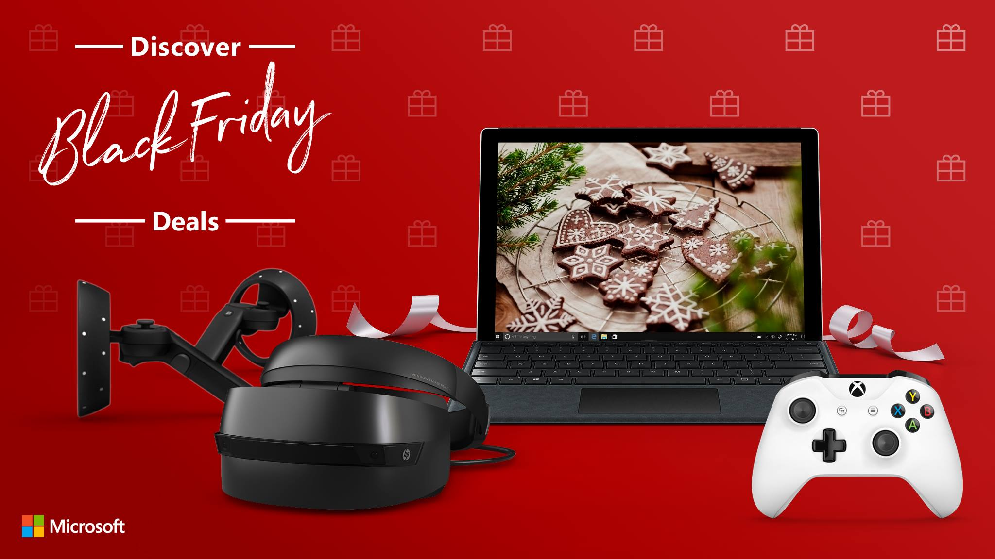 Black Friday Deals Whether you're buying for a gamer, a social media maven, a budding photographer, a fitness fiend or someone who just wants to stay connected when it matters most, our Black Friday deals put the latest technology within reach – and within your budget.