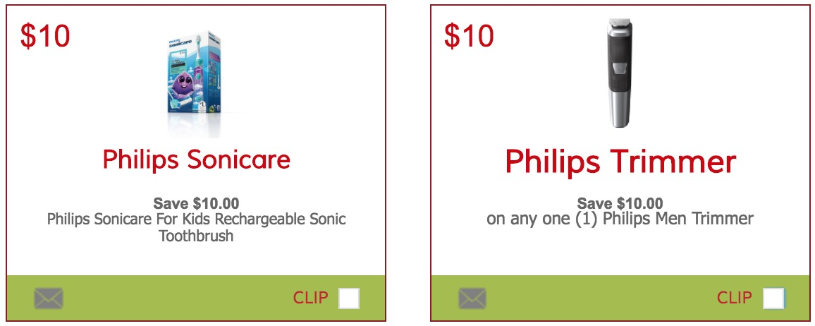 graphic relating to Sonicare Printable Coupon known as Canadian Coupon codes: Help save $20.00 Upon Philips Trimmer Sonicare