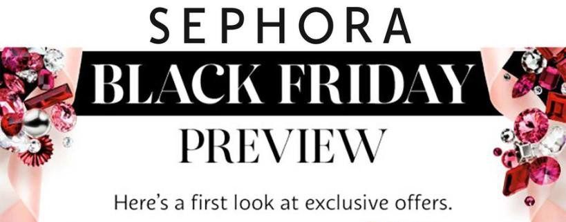 Sephora Black Friday deals, The Sephora Black Friday preview has arrived! The beauty retailer is offering a sneak peek exclusively in the app, highlighting gifts for $15 or less.