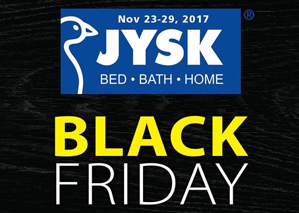 Jysk S Black Friday Canada, Furniture Black Friday Canada